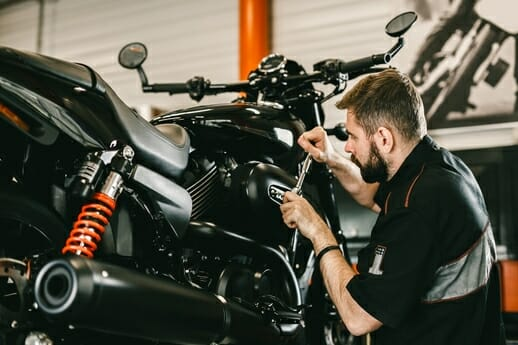 How to Register a Custom-Built Motorcycle - Motorcycle Legal Foundation