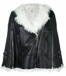 Givenchy Hooded Biker Jacket