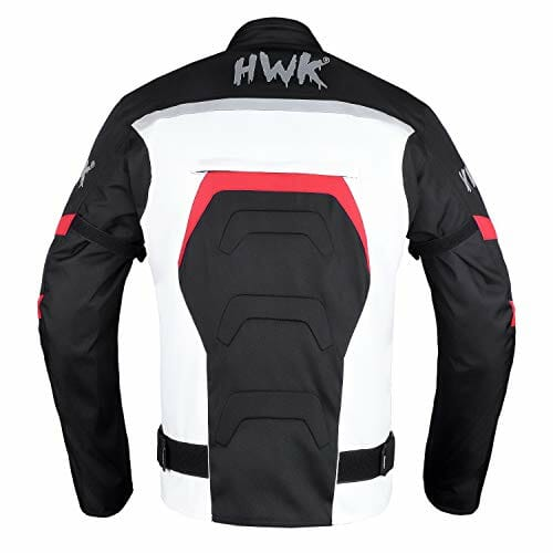 Textile Motorcycle Jacket For Men Dualsport Enduro Jacket